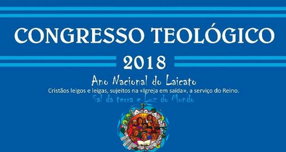 22º Congresso Teológico 2018 abordará o Ano Nacional do Laicato