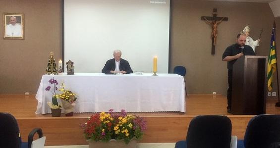 Reunião elege novo Conselho Presbiteral Diocesano