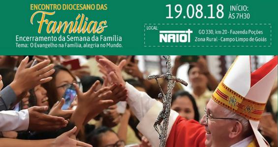 Semana Nacional da Família começa neste domingo