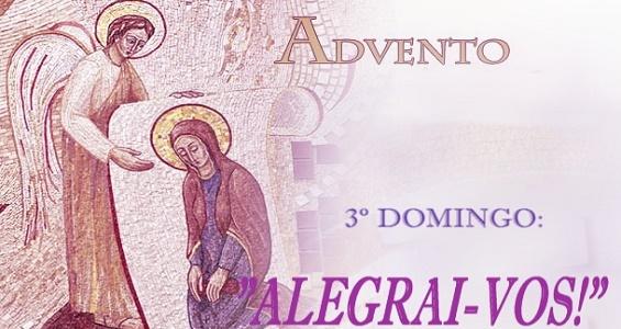 """Padre Carlito comenta o 3º Domingo do Advento, """"Gaudete"""""""