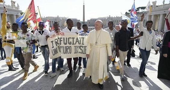 """O Vaticano publicou um conjunto de """"orientações pastorais sobre o tráfico de pessoas"""""""