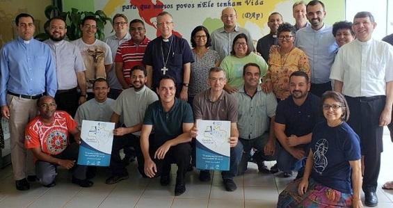 Encontro em preparação ao IV Congresso Vocacional do Brasil acontece em Brasília (DF)