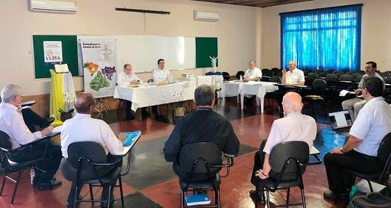 Primeira reunião do CONSER, em 2019
