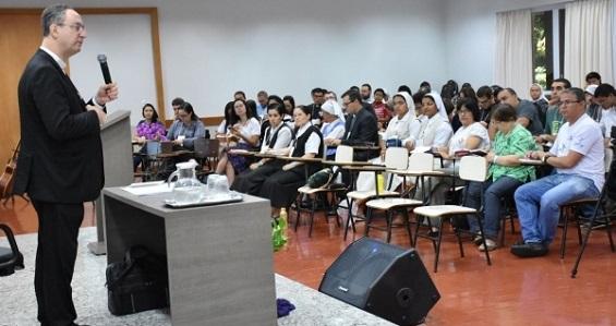 Pré-Congresso Vocacional do Regional Centro-Oeste trouxe reflexão sobre o tema Vocação e Discernimento