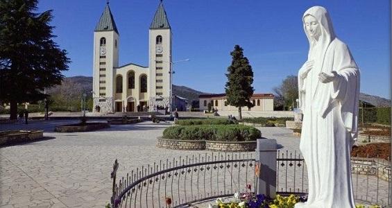 Papa autoriza peregrinações a Medjugorje