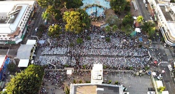 Devido a pandemia, Missa campal de Corpus Christi em Anápolis é cancelada
