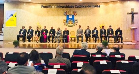 Começa Congresso Internacional Acordo Brasil – Santa Sé