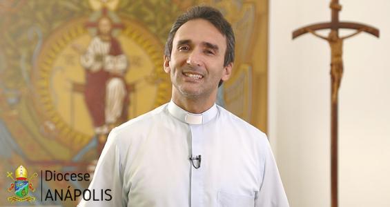 Papa Francisco nomeia bispo auxiliar para Anápolis