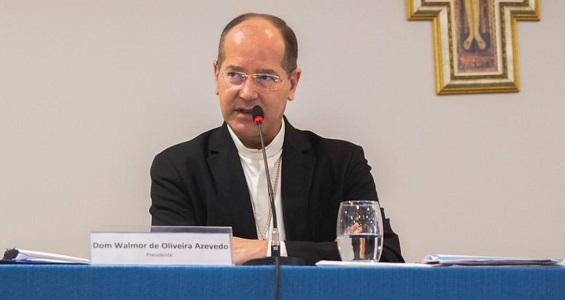 Presidente da CNBB fala dos compromissos da Igreja com o povo brasileiro