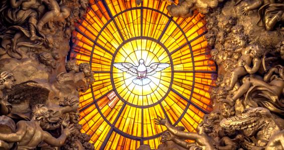 "Na Solenidade de Pentecostes somos convidados a clamar, ""Veni Sancte Spiritus"""