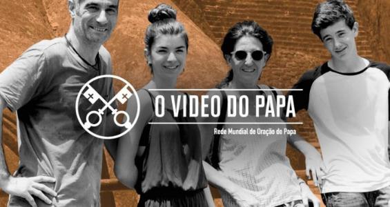O Vídeo do Papa: em julho, Francisco reza pelas famílias