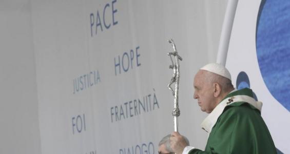 No Dia Internacional da Paz, Papa indica caminho da fraternidade