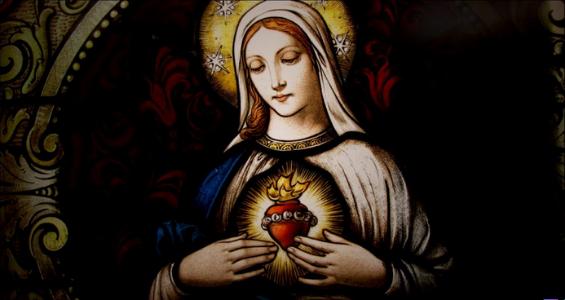 Neste sábado, a Igreja celebra o Imaculado Coração de Maria